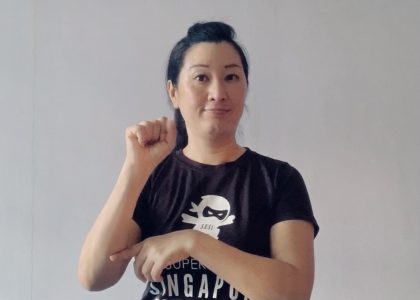 Trainer Jessica Mak